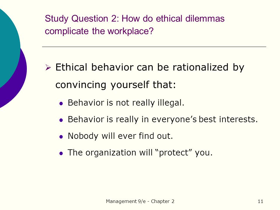 an ethical and moral analysis of favoritism in a workplace How (un)ethical are you  in-group favoritism is tenacious when  many of these efforts focus on teaching broad principles of moral philosophy to help managers.
