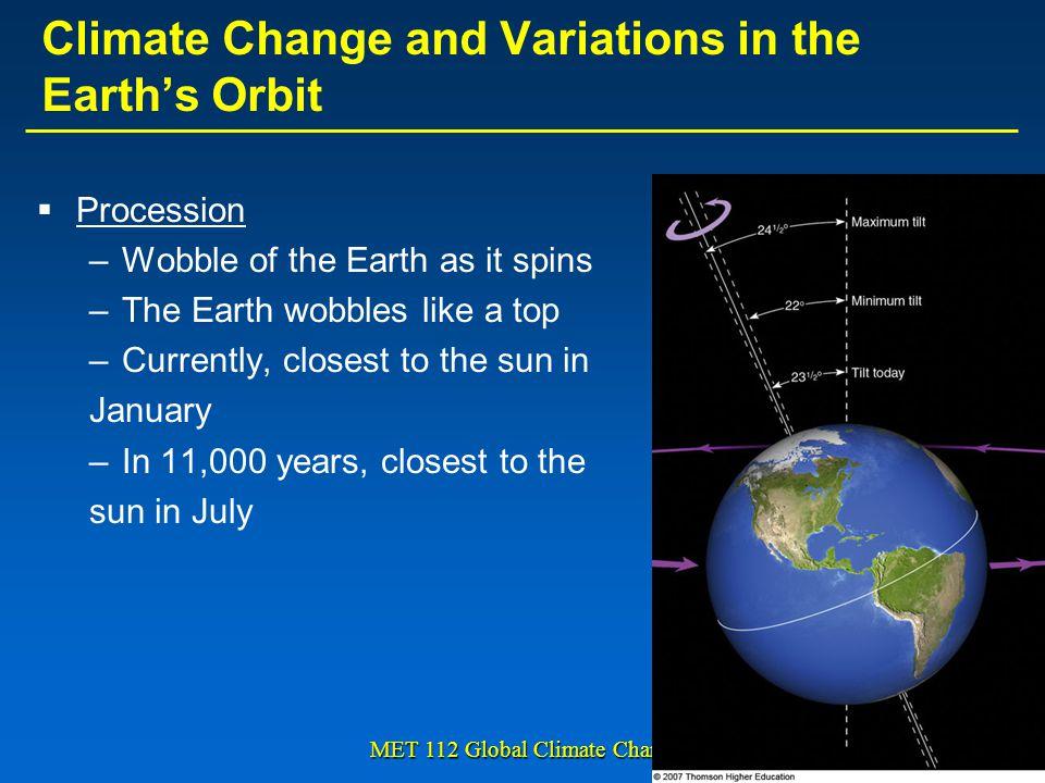 MET 112 Global Climate Change - - ppt video online download