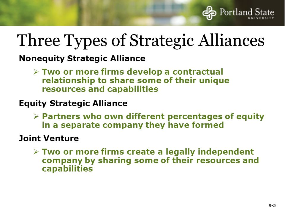 importance of strategic alliances Why strategic alliances are a 21st century imperative  for the 21st century, i  condensed the areas requiring a heightened level of importance.