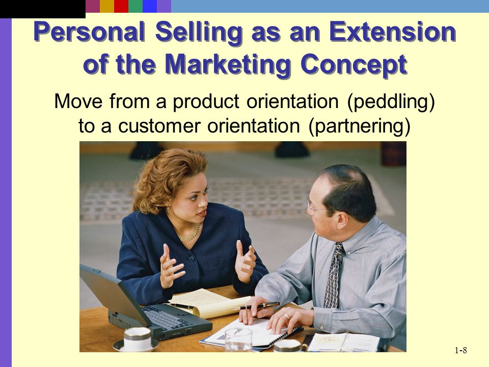 personal selling the marketing concept essay Discuss the sales, sales management and related concepts • explain the  structure and  marketing activities, including advertising, sales promotion,  marketing research, physical  write a short essay on sales-management 4  what do you.