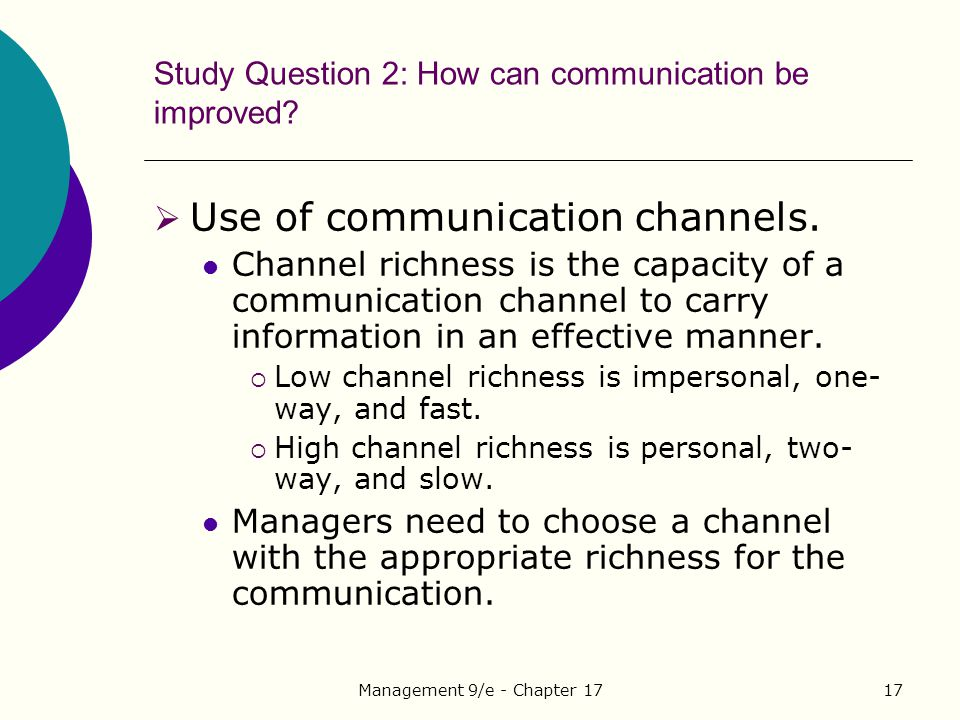 communication improved through the use of Importance of good employee communication  to achieve the above goals we have to keep our employees/colleagues informed and engaged through regular and.
