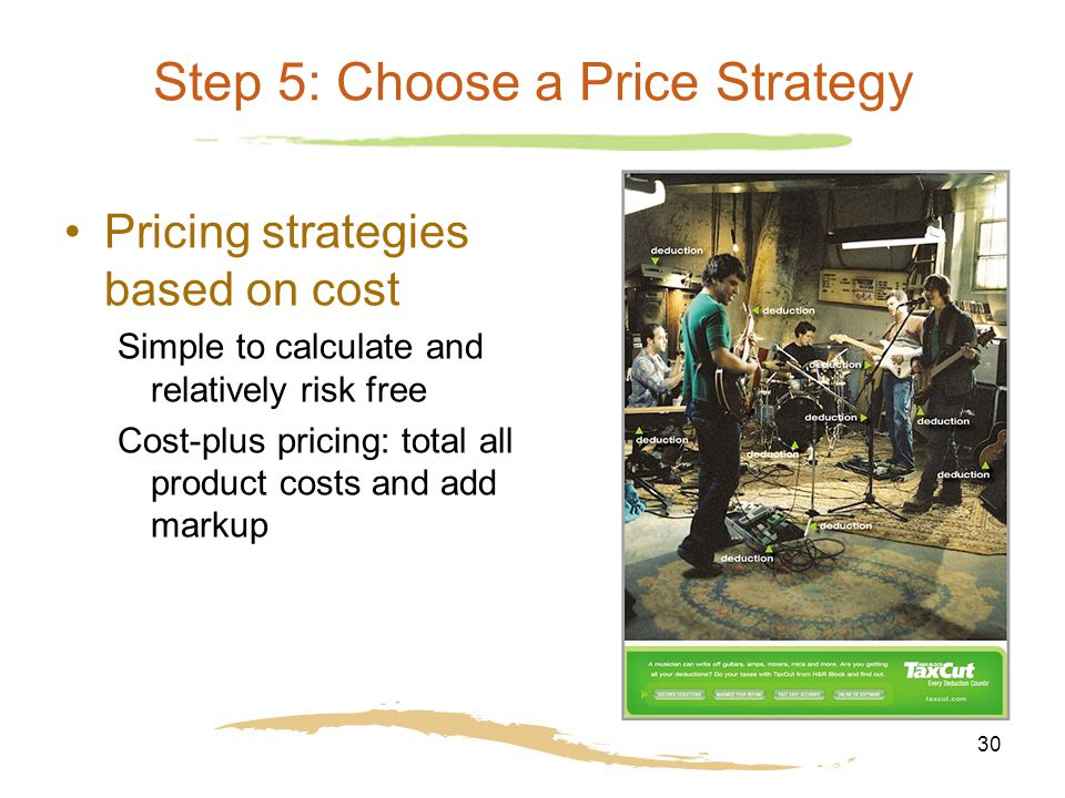 cost plus pricing strategy pdf