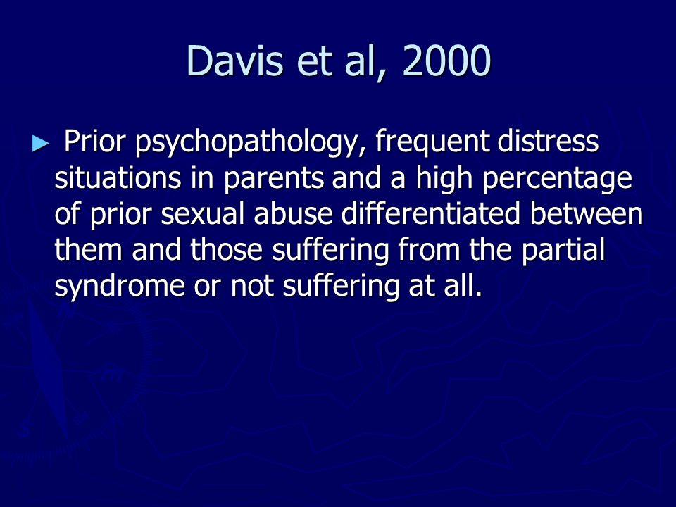 Davis et al, 2000