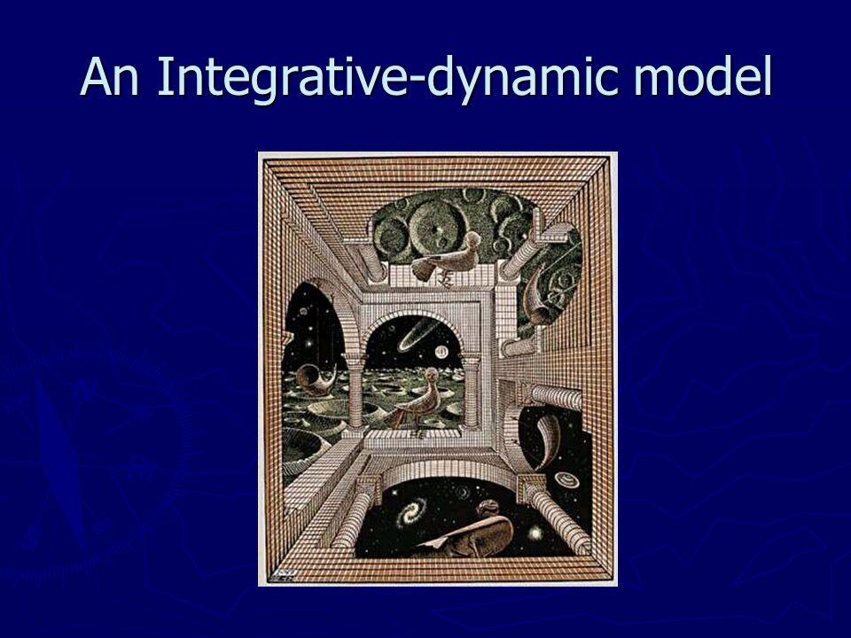 An Integrative-dynamic model