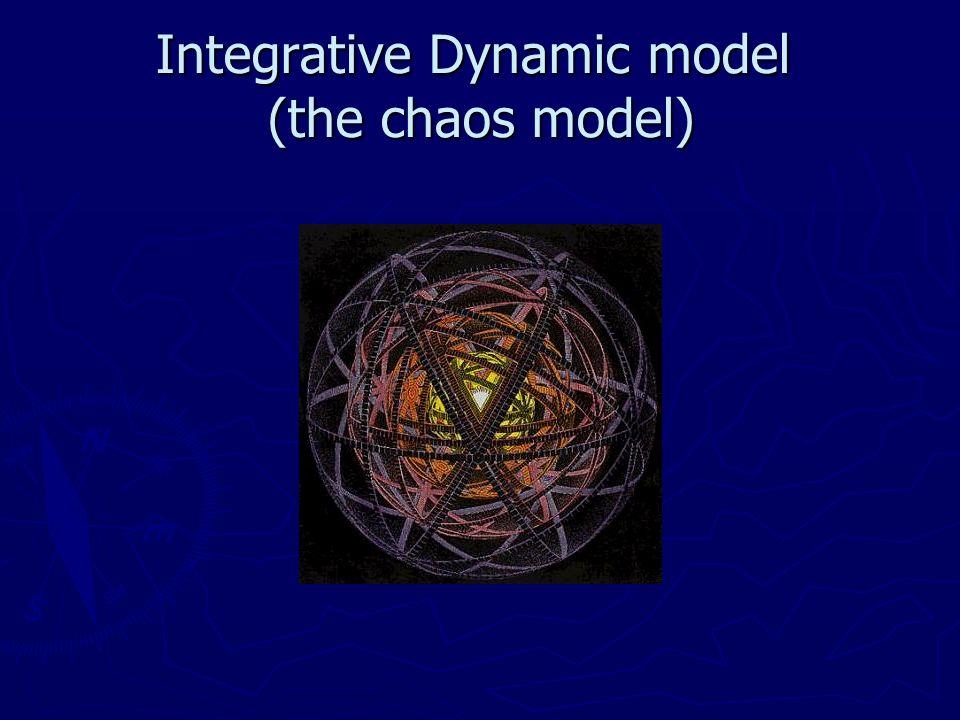 Integrative Dynamic model (the chaos model)