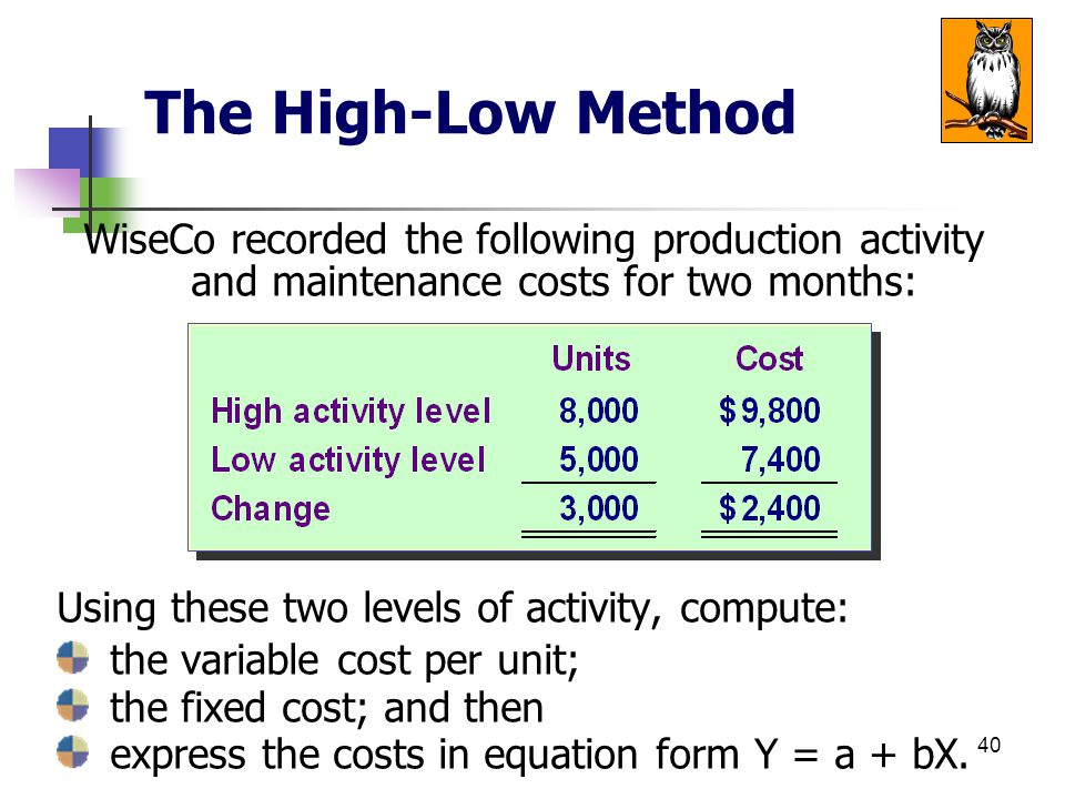 What differentiates a variable from a fixed cost?