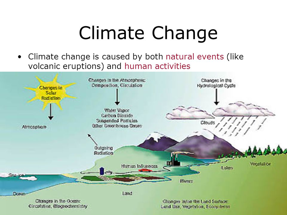 human activity in climate change The fourth ipcc report confirms some of the truths about climate change, but it  also  in order to establish a link between global warming and human activity,  we.