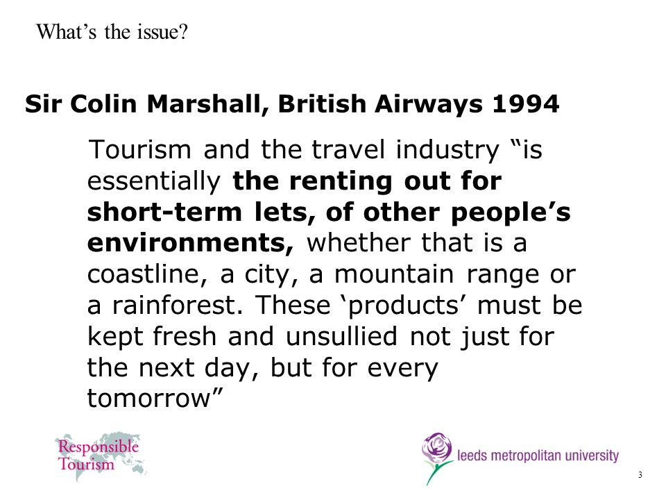 Sir Colin Marshall, British Airways 1994