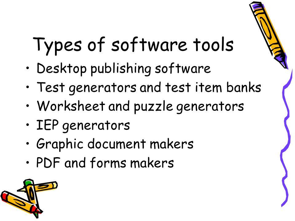 Materials Generator Tools - ppt video online download