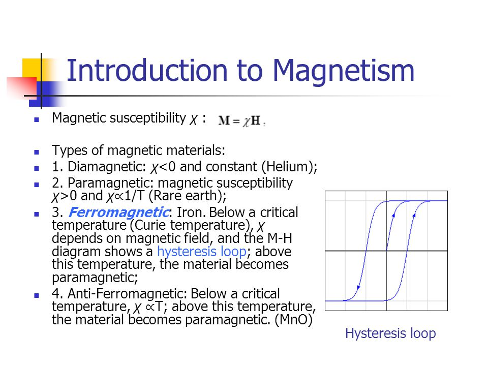 Introduction To Magnetism And Magnetic Materials Jiles pdf
