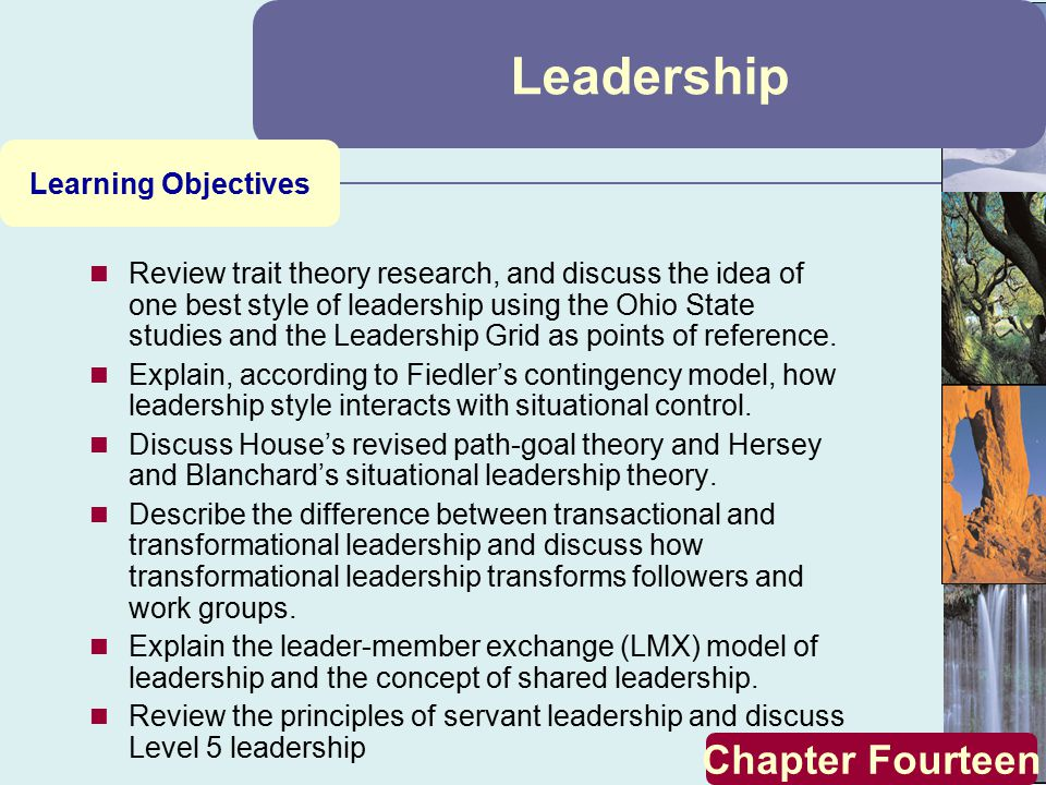 Situational Leadership Theory — A Rough Guide to Leadership Models and Theories