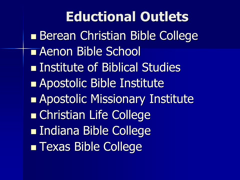 Trinity College of Biblical Studies Tuition Free Online ...