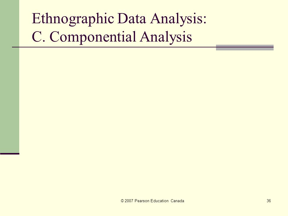 componential analysis Theory binary features componential analysis classroom implications sönke breuer ann-christin müller sascha kortekamp   compositionality 1 find out which of the words does not fit in due to its semantic features katz'stheory draw a tree diagram applying the projection rules introduced in katz.