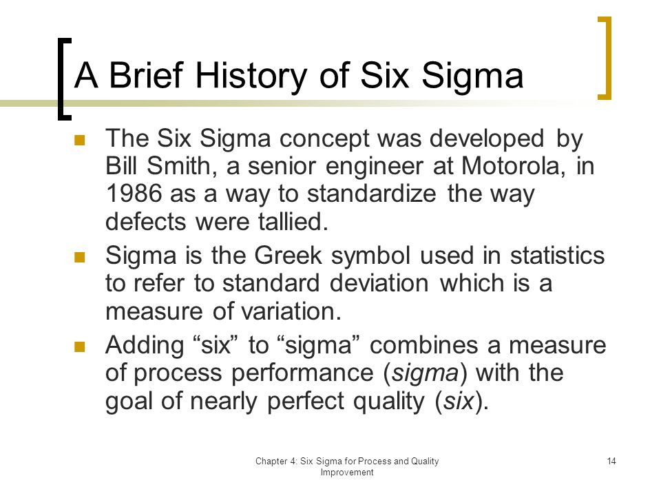 motorola corporation a history of quality Six sigma quality improvement process, launched the microtac which was  essay on strategic audit of motorola corporation  - history of sony erricsson (graphics .
