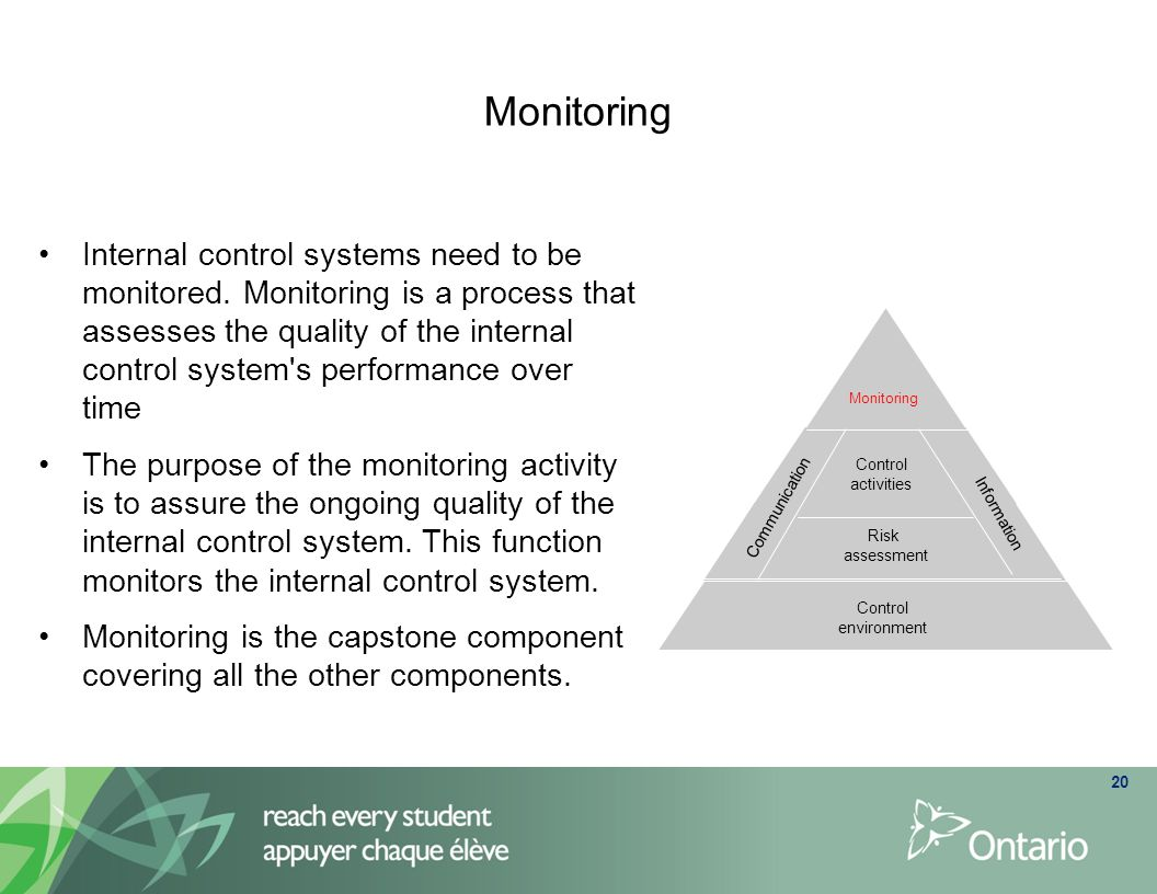 Diocesan Internal Controls: A Framework