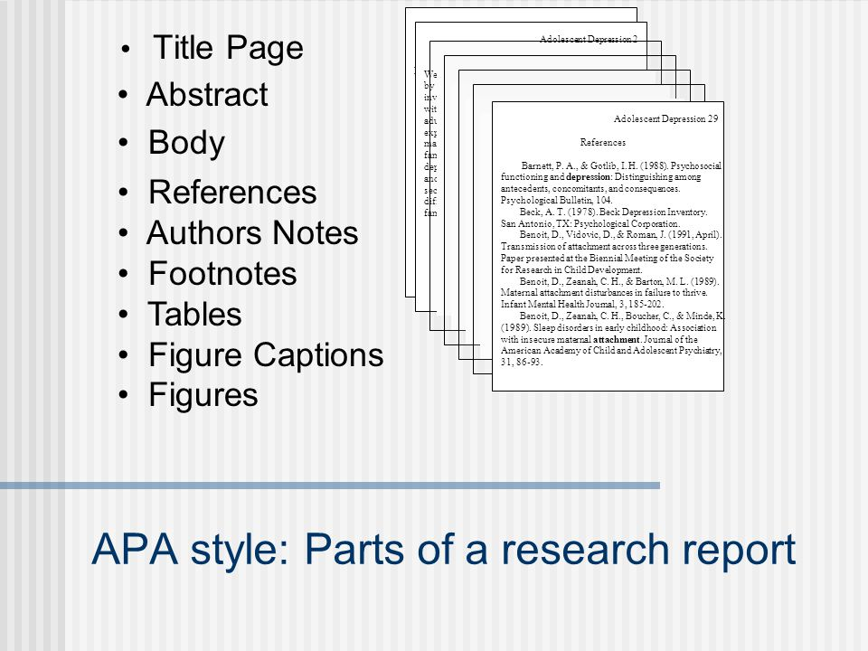apa style formatting for research papers By alexis carlson find out all the rules needed to correctly format your paper in apa style every time you need to set-up a research paper using apa style format.