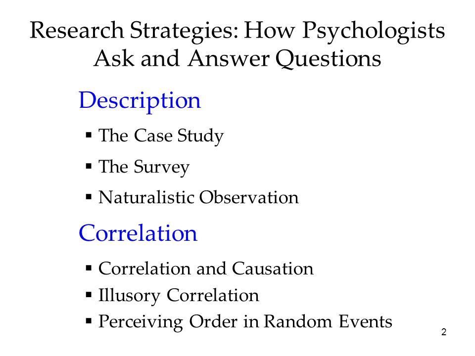 case study on psychology The case, ernesto tornquist: making a fortune on the pampas, provides an opportunity to understand why argentina was such a successful economy at new research on social psychology from harvard business school faculty on issues including behavioral economics research, habit formation, and the.
