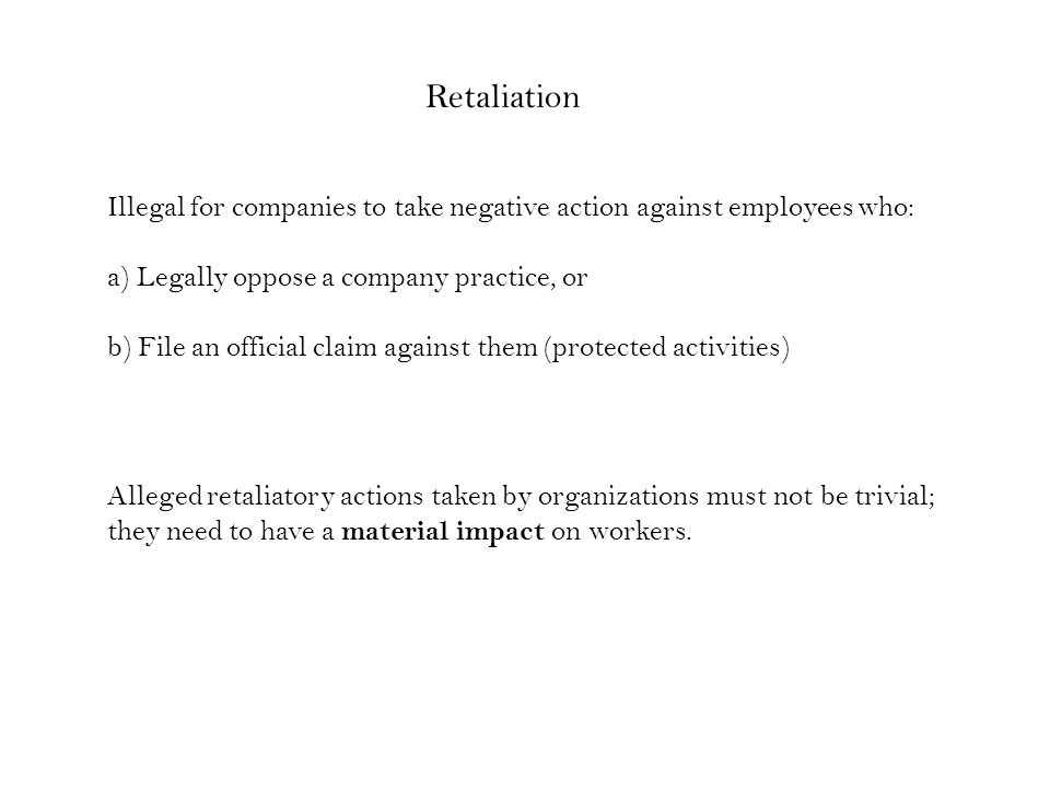 is dating an employee illegal Legal question & answers in employment law in florida : employer asking employee to change resignation date after submitting my.