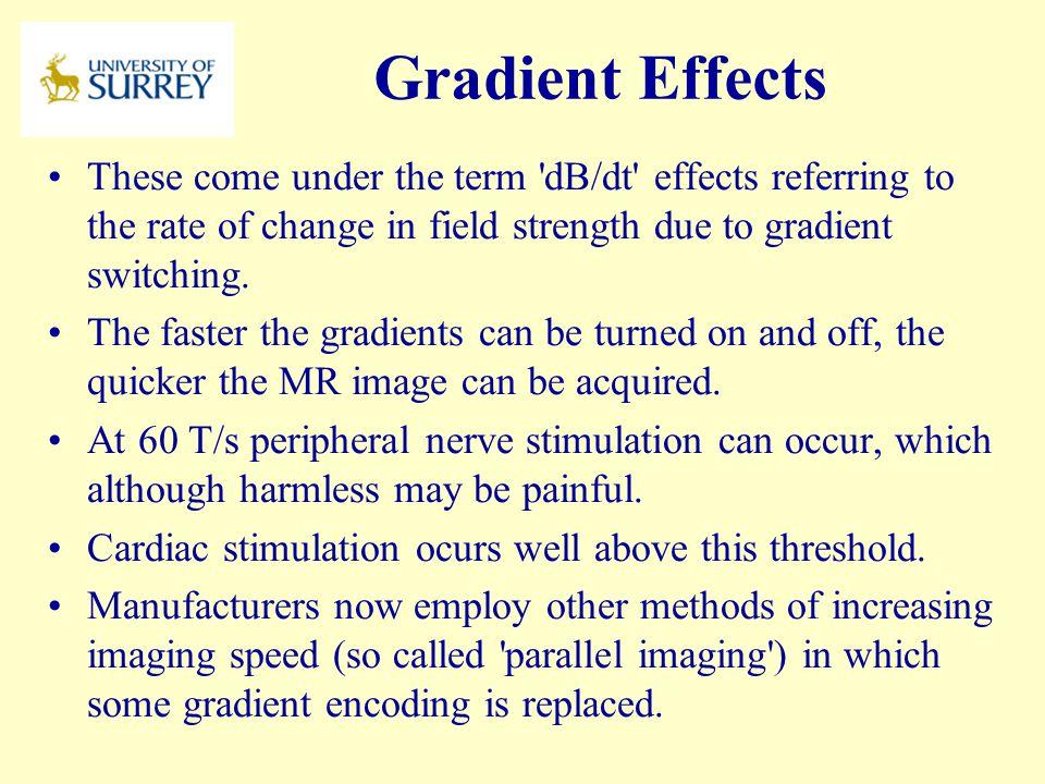 PH3-MI April 17, 2017. Gradient Effects.