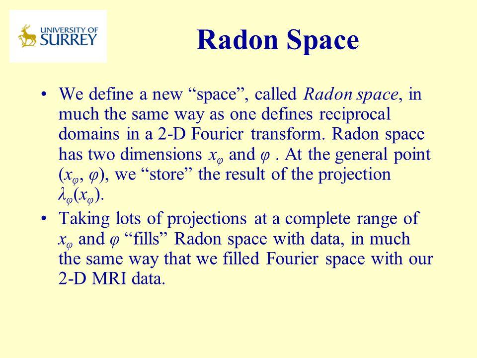 PH3-MI April 17, 2017. Radon Space.