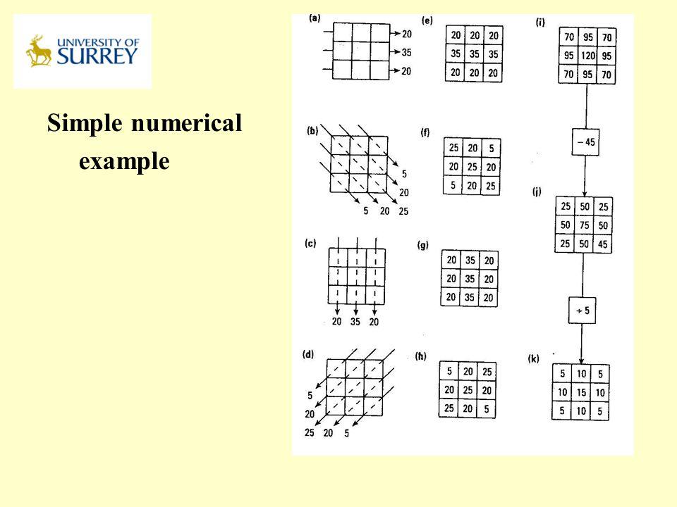 PH3-MI April 17, 2017 Simple numerical example