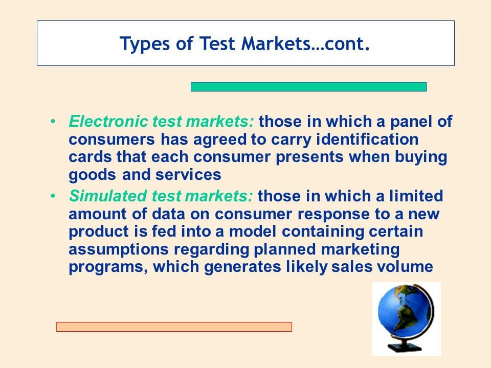 pros and cons of simulated test markets Read our comprehensive global test market review to find out the real story pros – the pros of global test market cons – the cons of global test market.