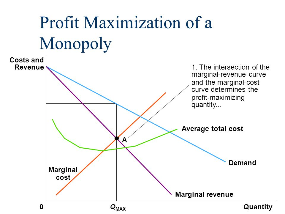 an analysis of the concept of amalgamate and the profit maximization Profit is a simple word that is used frequently in the business world nevertheless, many unresolved conceptual issues revolve around it, affecting the.