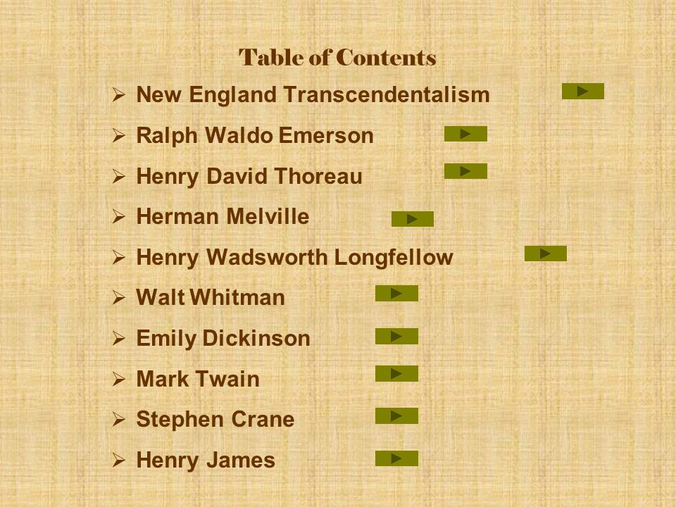 the influence of ralph waldo emerson and henry david thoreau in the literature world Individualism in emerson and thoreau and you shall have the suffrage of the world emerson it is certain that ralph waldo emerson and henry david thoreau.