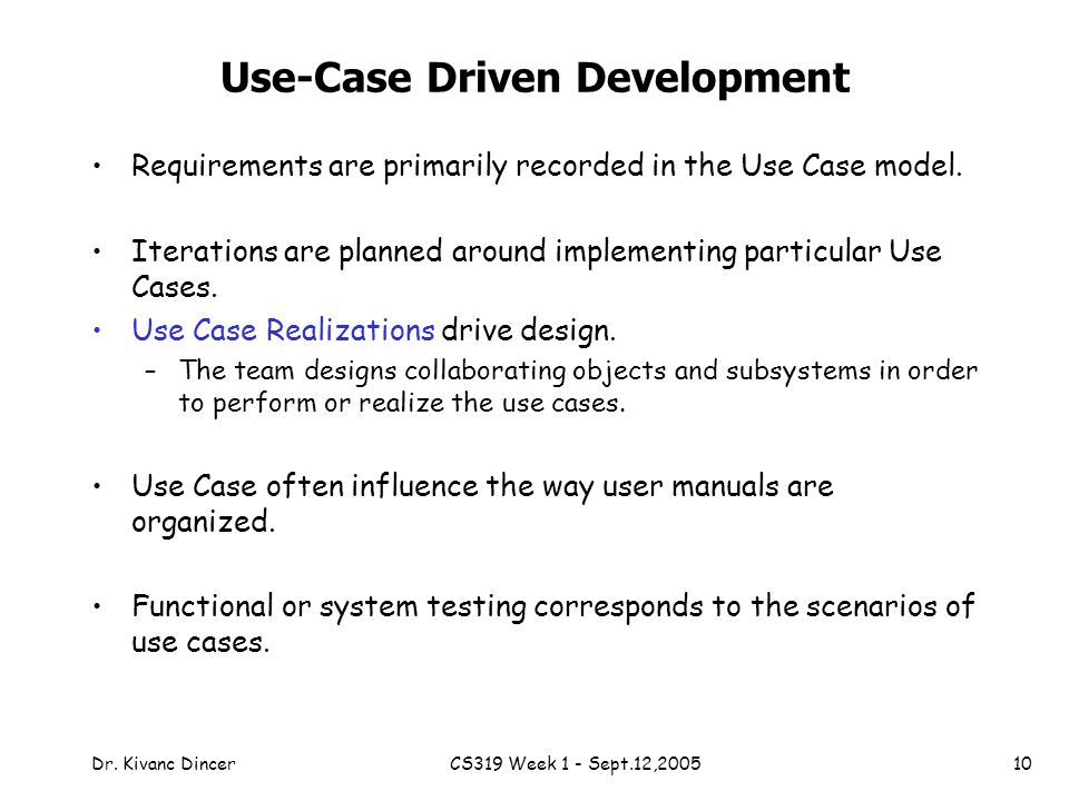 how to identify use cases from case study