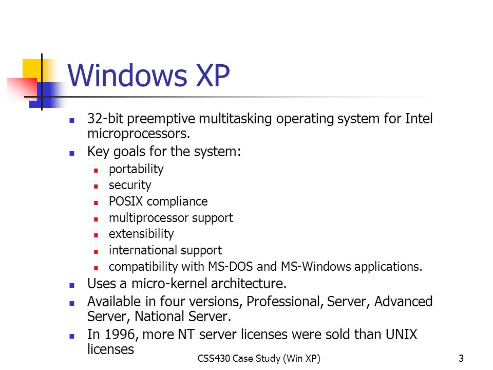 Windows Operating System Case Study |authorSTREAM