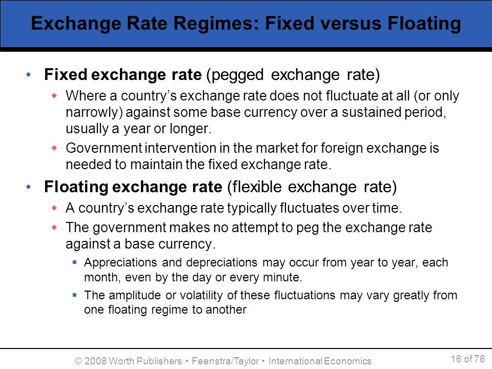 fixed vs floating interest rate Interest rates on bond investments and loans can be fixed, which never change, or floating whether one is better than the other depends on the specific situation unfortunately, it also requires a crystal ball investors and borrowers who choose the uncertainty of a floating rate may benefit from .