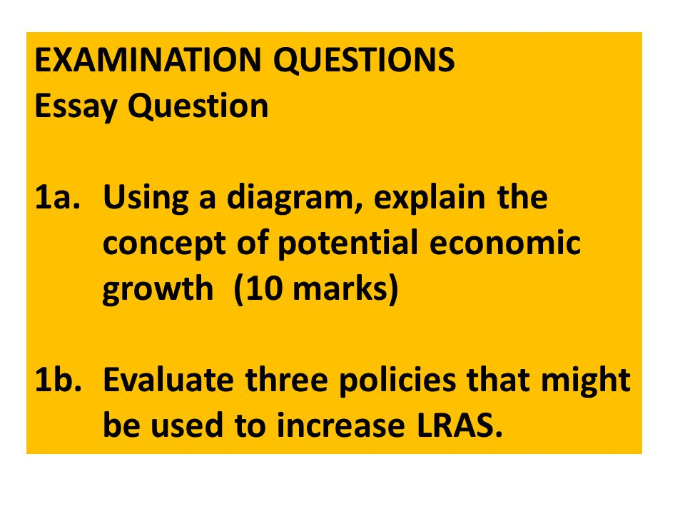 evaluate possible economic policies In this course students will cumulatively write an evaluation of an economic policy  this course is the capstone experience for students in the bec for this.