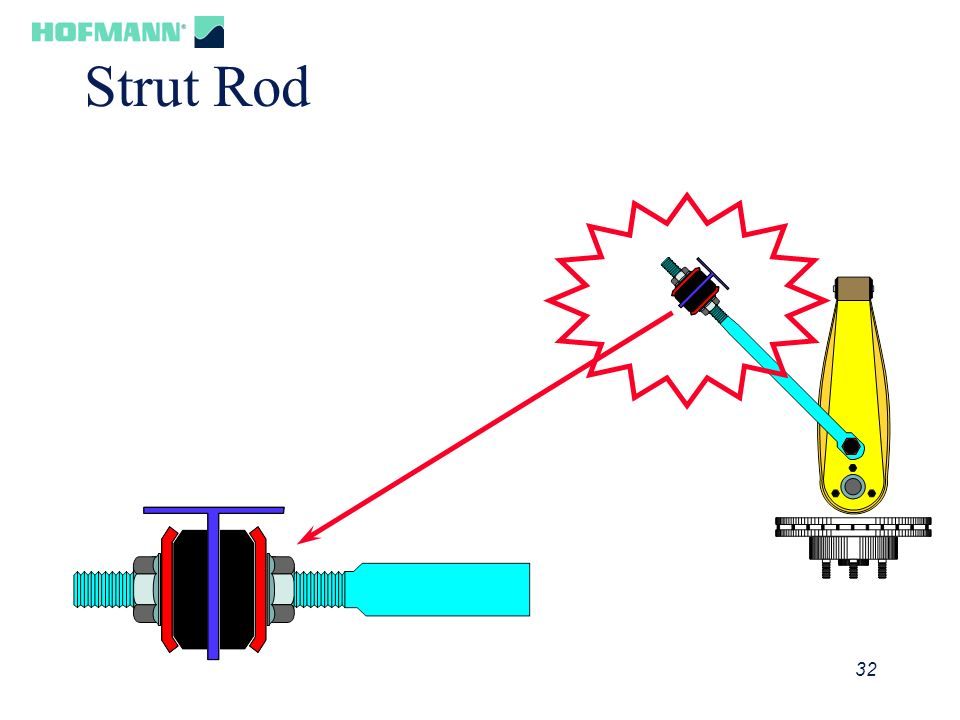 Strut Rod