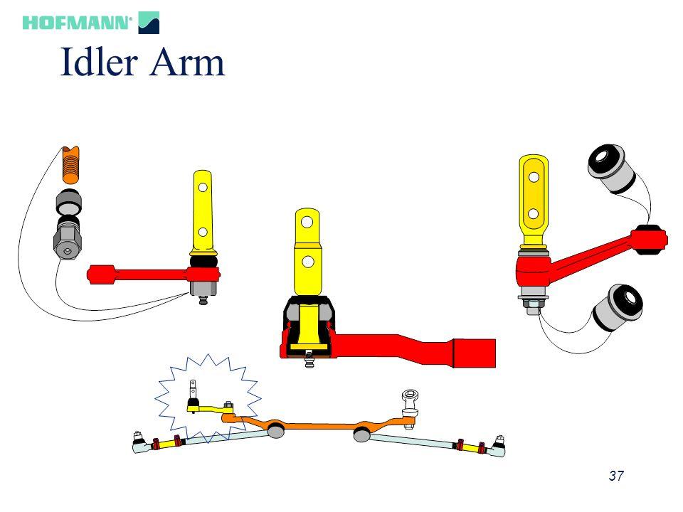 Idler Arm