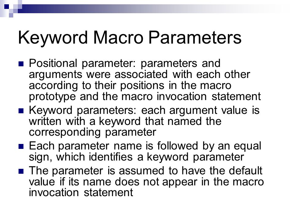 Keyword argument repeated