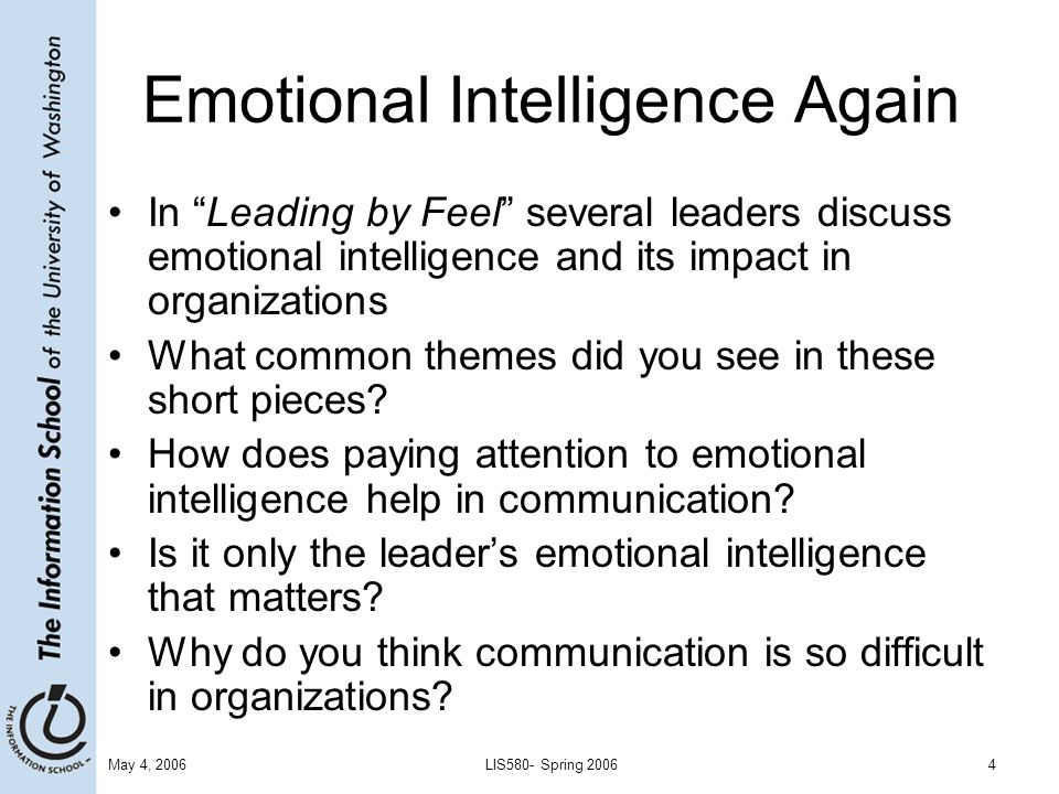 The Ethics of Emotional Intelligence