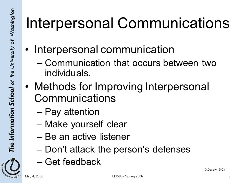 making poor communication interpersonal communication Here are the top 10 communication skills that employers look for, and  skills and  demonstrate them during job interviews, and you'll make a.