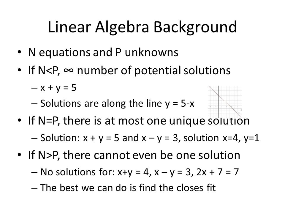 linear algebra and score student number In said course, the overall gpa of the student, number of re-takes of the aleks test  aleks score, students are placed as follows:  mth 261: linear algebra.