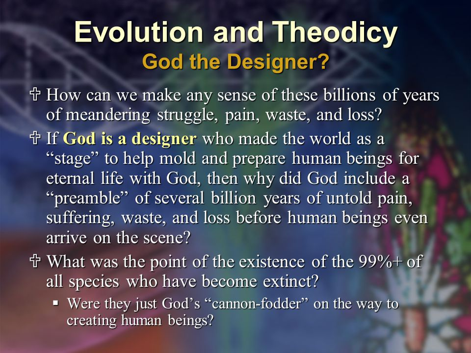 Evolution and human beings