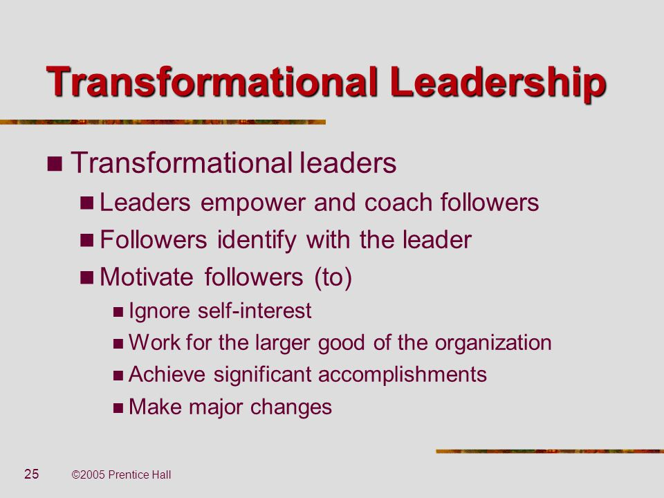 transformational leadership and organizational change essay Agile transformation leaders, agile champions, change agents, agile managers, agile sponsors, agile coaches, scrummasters, and others in agile transformation leadership positions wishing to deepen their organizational capacity to support conscious change.