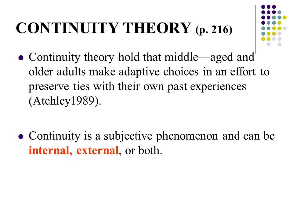gerontology and social exchange theory The relative power of the aged vis-a-vis their exchange partner increasingly deteriorates (author) descriptors: behavior theories , interaction process analysis , interpersonal relationship , older adults , social development , social exchange theory , state of the art reviews.
