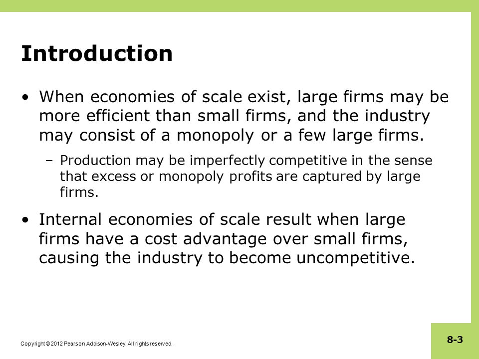 Chapter 8 Firms in the Global Economy: Export Decisions ...