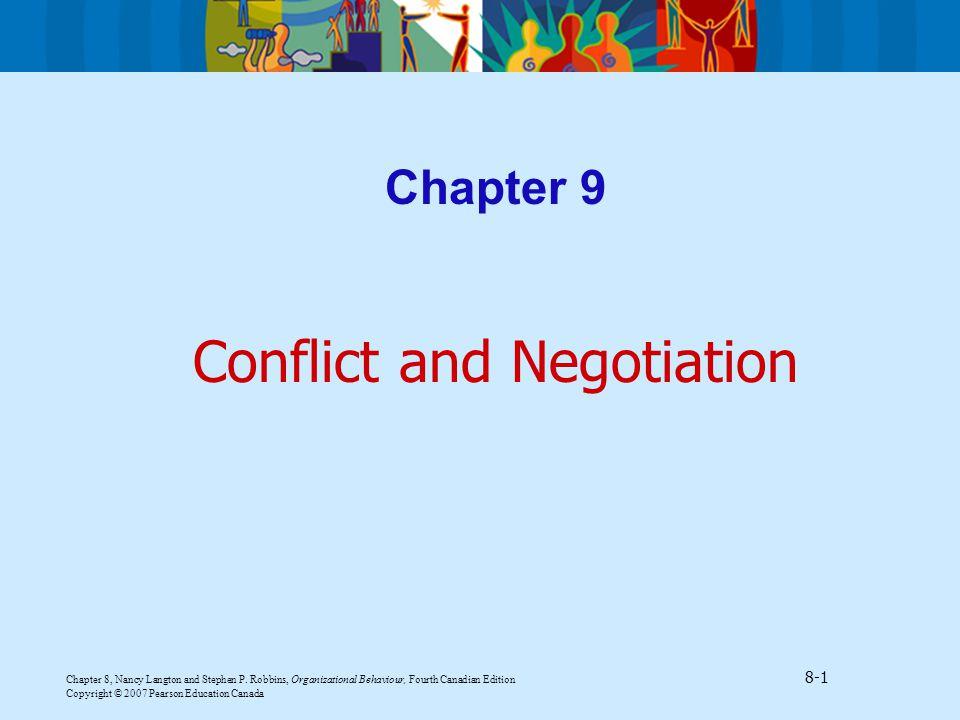 canadian negotiation styles