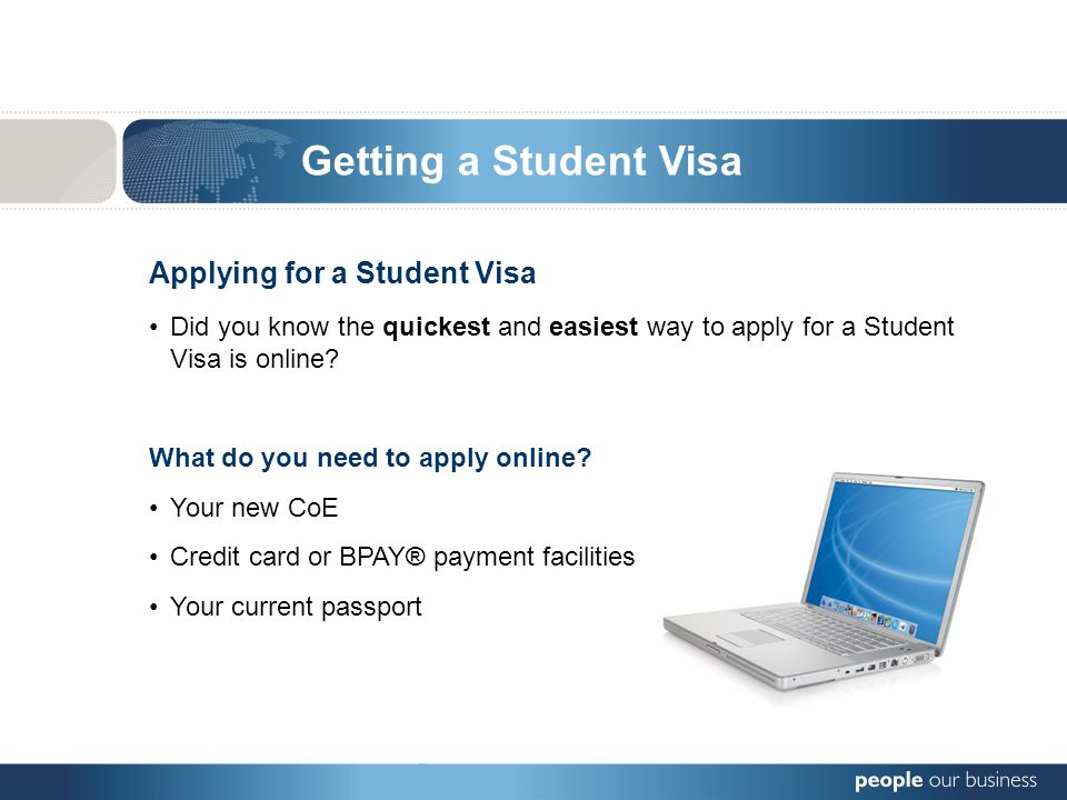 how to e lodge full and complete student visa applications ppt download. Black Bedroom Furniture Sets. Home Design Ideas