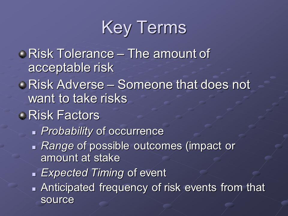project risk management ppt