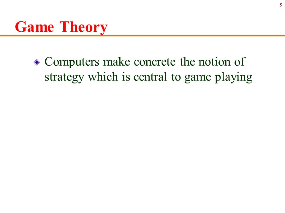 negotiation game theory