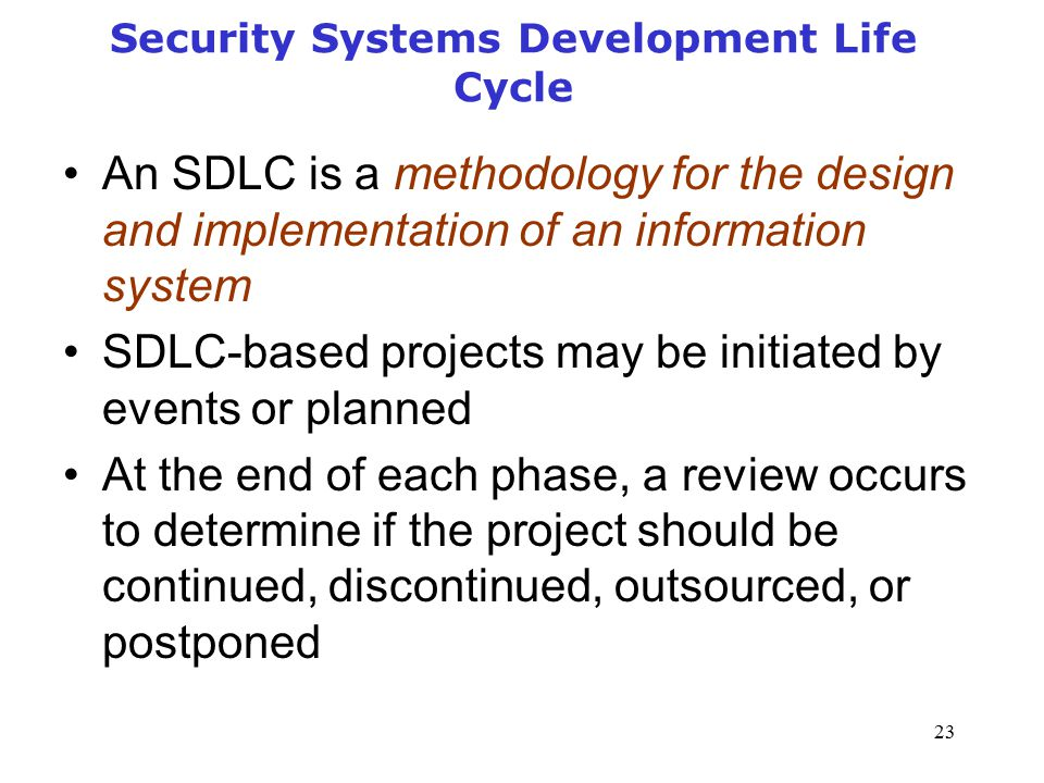applying information security and sdlc to Bis 320 week 5 final lt applying information security and sdlc to business get your paper with a similar question done by our experts just fill out the form below.