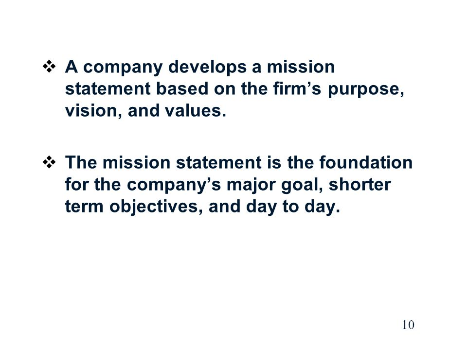 What Is the Difference Between an Objective & Mission Statement?