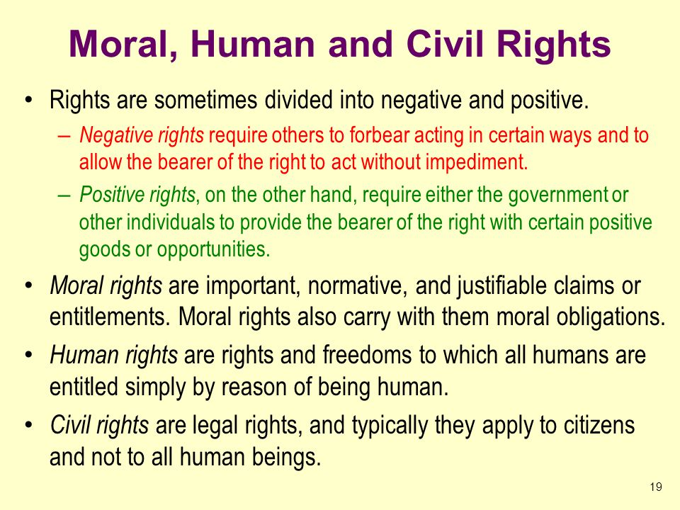 human rights legal moral and customary rights Rights wikipedia, human rights are moral principles or norms that describe certain standards of human behaviour and are regularly protected as natural and legal rights in municipal and international law.