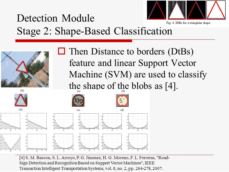 Detection Module Stage 2: Shape-Based Classification